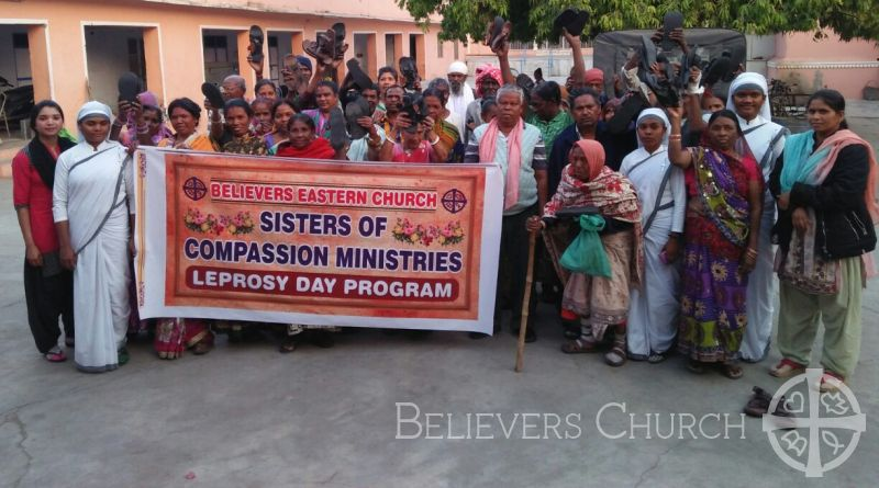 Believers Eastern Church Dioceses Bring Help and Hope to People Living With Leprosy on World Leprosy Day